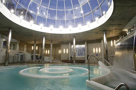 El Palacio del Agua en Mondariz