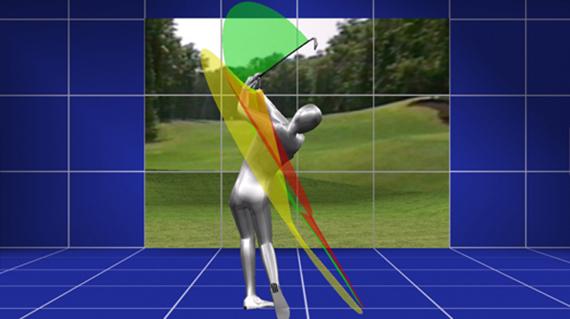 Imagen de la tecnología MAT-T, utilizada en el Taylor Made Performace Lab