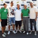 Photocall del torneo de la Fundación Clínica Menorca (foto de Luis Corralo)