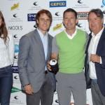 Carlos Martínez, uno de los premiados en el torneo de la Fundación Clínica Menorca (foto de Luis Corralo)