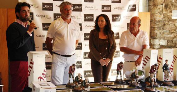 Discurso durante la entrega de premios en Axis Golfe Ponte de Lima
