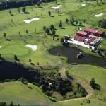 Vista aérea del Club de Golf Campomar