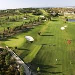 Vista aérea del Montealegre Club de Golf