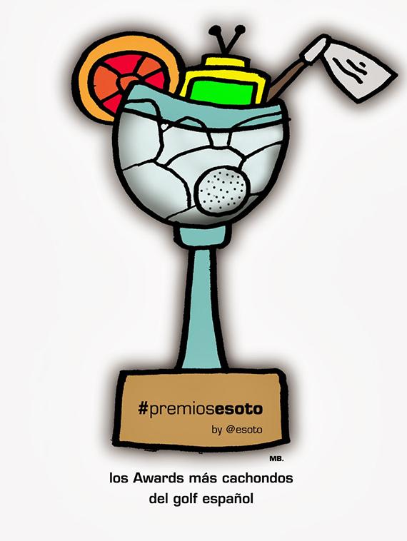 Copa Esoto, para los ganadores de los Premios Esoto