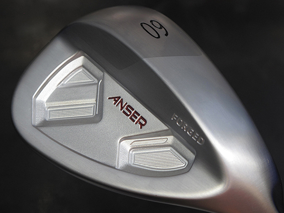 Los Ping Anser wedges