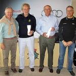 Galería de la prueba de la Audi quattro Cup en el Real Club de Golf de El Prat