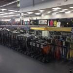 Imagen de la tienda de golf de Decathlon Majadahonda