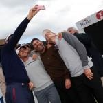 El selfie de la Armada española, paso a paso (foto de Jorge Andréu)