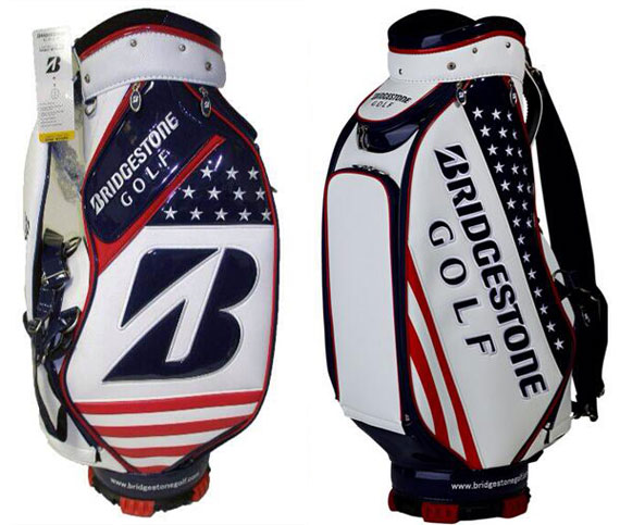 Bolsas de Bridgestone Golf para el US Open 2014