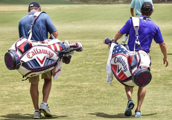 Bolsas de Callaway Golf para el US Open 2014