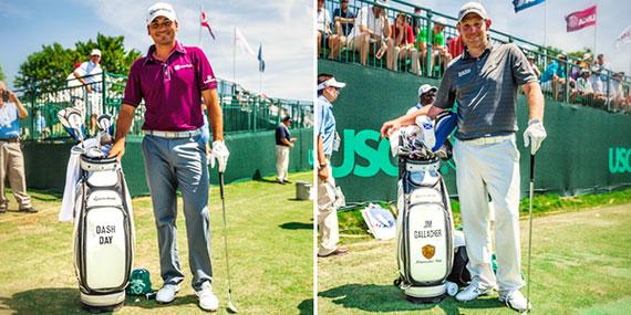 Bolsas de TaylorMade Golf para el US Open 2014