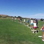 Fin de curso de la Making Golf Academy en Illescas