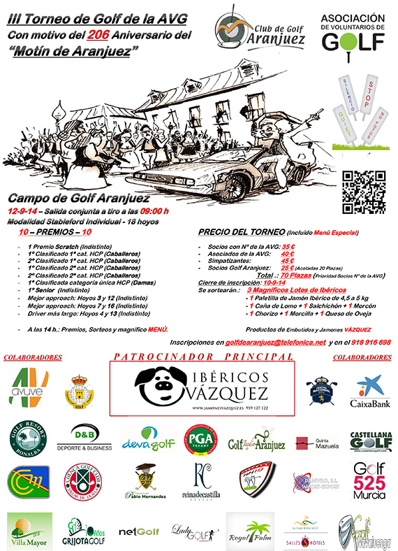 Tercer torneo AVG