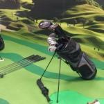 Exposición de Inesis en el Centro Nacional de Golf