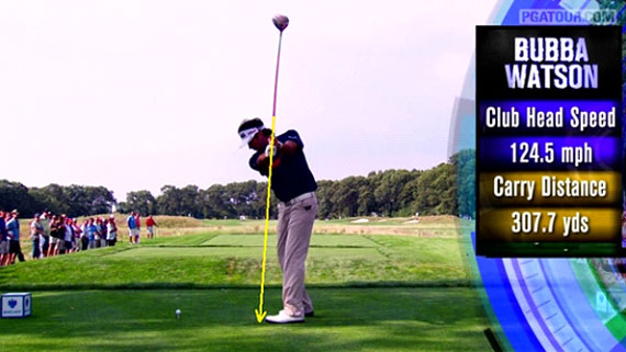 Año nuevo, swing nuevo de la mano de Bubba - Crónica Golf