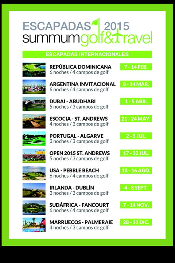 Viajes Summum Golf&Travel