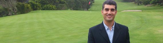 Alejandro Nagy, fundador de golfindustria.es