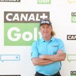 Miguel Ángel Jiménez, protagonista de la nueva temporada de Canal+ Golf