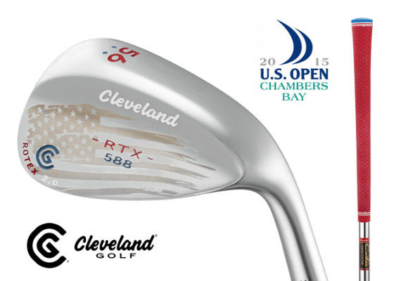 Wedge Cleveland edición limitada US Open 2015