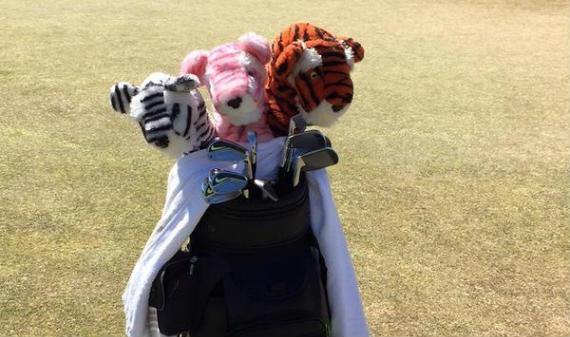 Fundas de Tiger Woods para el US Open 2015