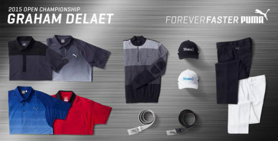The Open Championship 2015 Grahan DeLaet Scripting