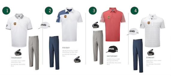 The Open Championship 2015 Louis Oosthuizen Scripting