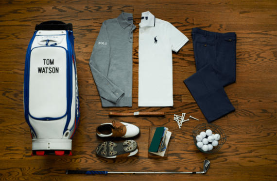 The Open Championship 2015 Tom Watson Scripting