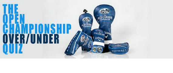 Fundas Callaway The Open Championship 2015 limited edition