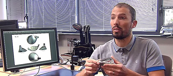 Mathieu Boimare, director creativo de Inesis