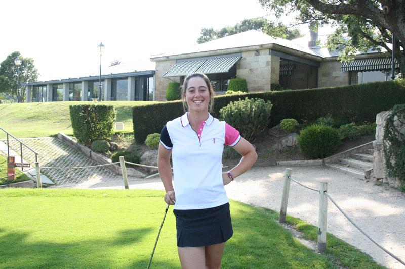 Nuria Iturrios, abanderada de Polo Swing - Crónica Golf