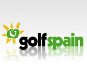 Banner de acceso al microsite de Golfspain