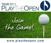 Banner de Play the Open
